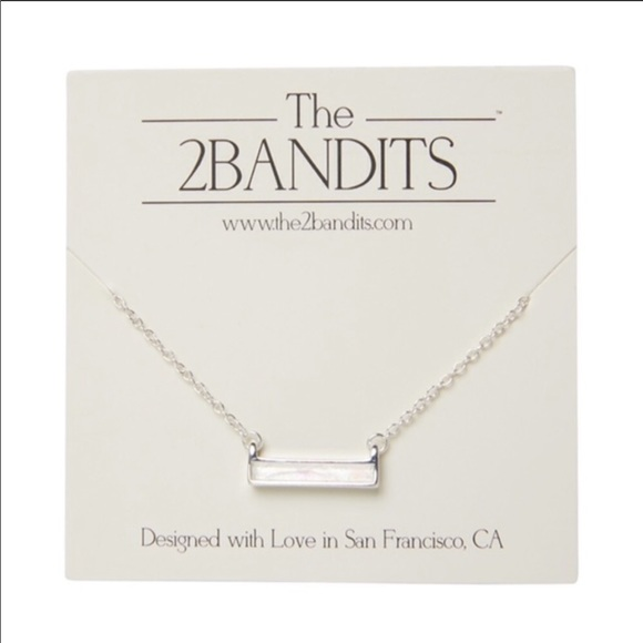 Athens Bar Necklace The2Bandits